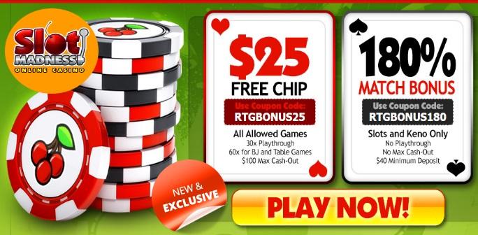 Online Slots No Deposit Bonus Australia