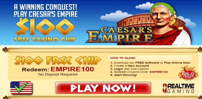 USA Casino No deposit bonus