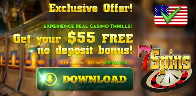 Exclusive NJ No Deposit Free Spins Bonuses