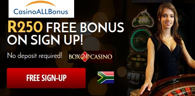 SOUTH AFRICAN CASINOS NO DEPOSIT BONUS