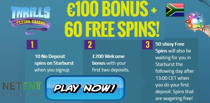 free no deposit bonus online casino south africa