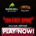 Raging Bull Casino No deposit bonus
