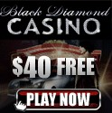 Black Diamond No deposit bonus