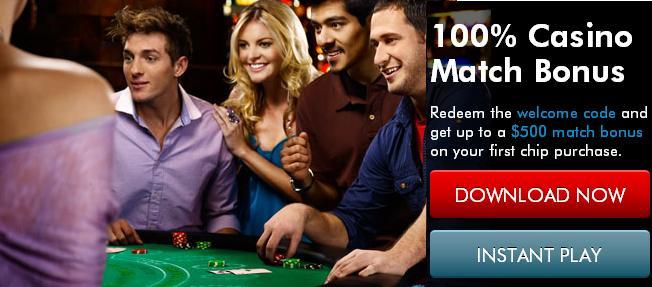 Casino Bovada Spel