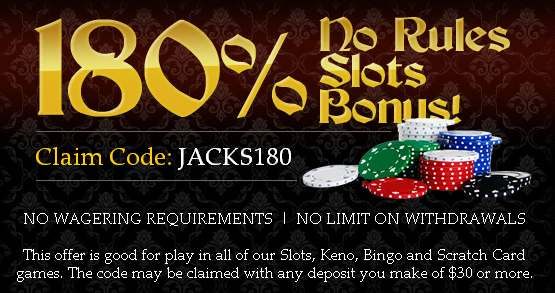 Captain Jack Casino Bonus Codes for 2019