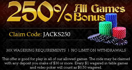 captain jack casino no deposit coupon codes