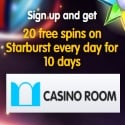 casinoroom CASINO NO DEPOSIT BONUS