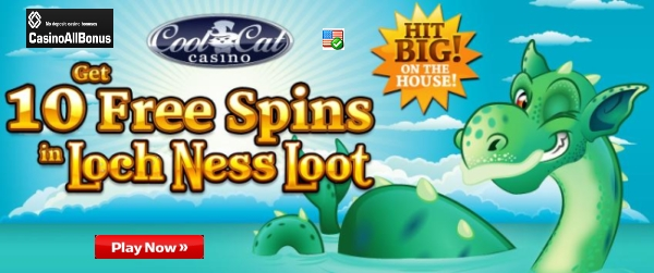 Loch Ness Loot Slot game