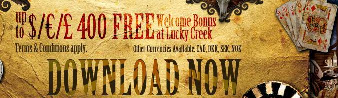 lucky creek casino bonus code 2019