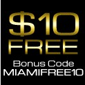 Miami Club Casino No deposit bonus