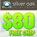 silveroak ingen depositum bonuss