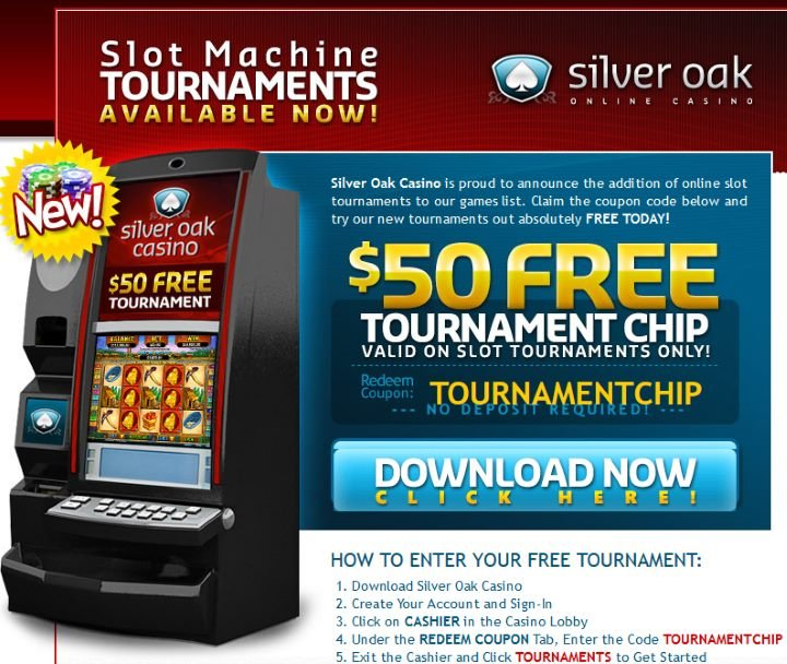 online slot tournament freeroll