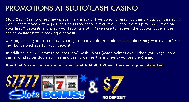 Sloto cash casino codes eldorado casino in reno nv
