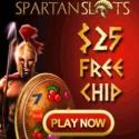 Spartan Slots Casino No deposit bonus