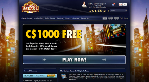 canadian online casino no deposit