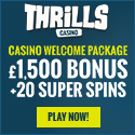 thrills CASINO NO DEPOSIT BONUS