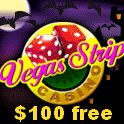 Vegas Strip Casino No deposit bonus