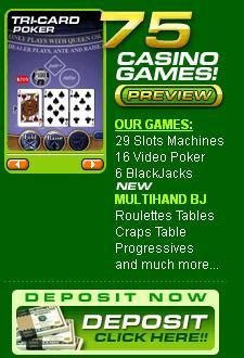 Vegas strip no deposit coupon codes
