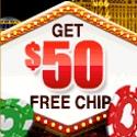 Wild Vegas No deposit bonus