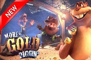 MoreGoldDiggin Slot