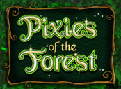 Pixies in the forest