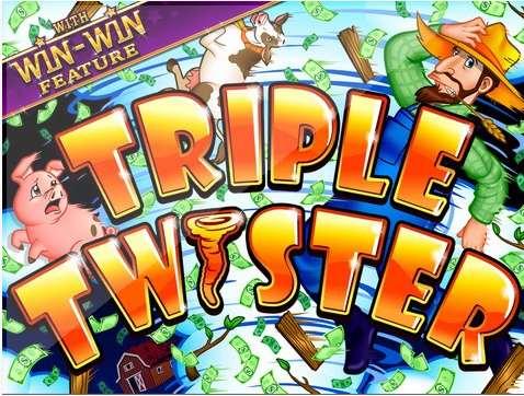 free play slot machine triple twister