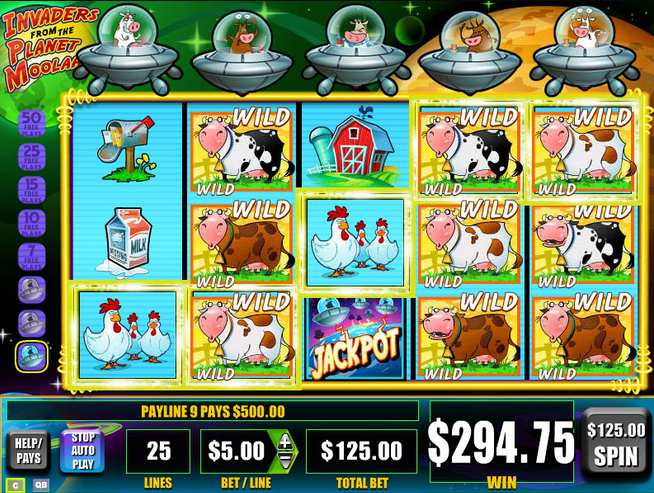 planet moolah casino game