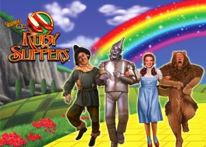 Wizard of oz play craps